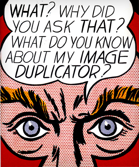 Image duplicator